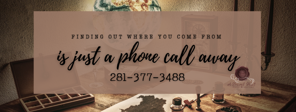 Call when you are ready to find where you came from 281-377-3488
