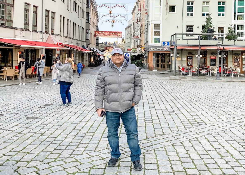 Martin in Germany