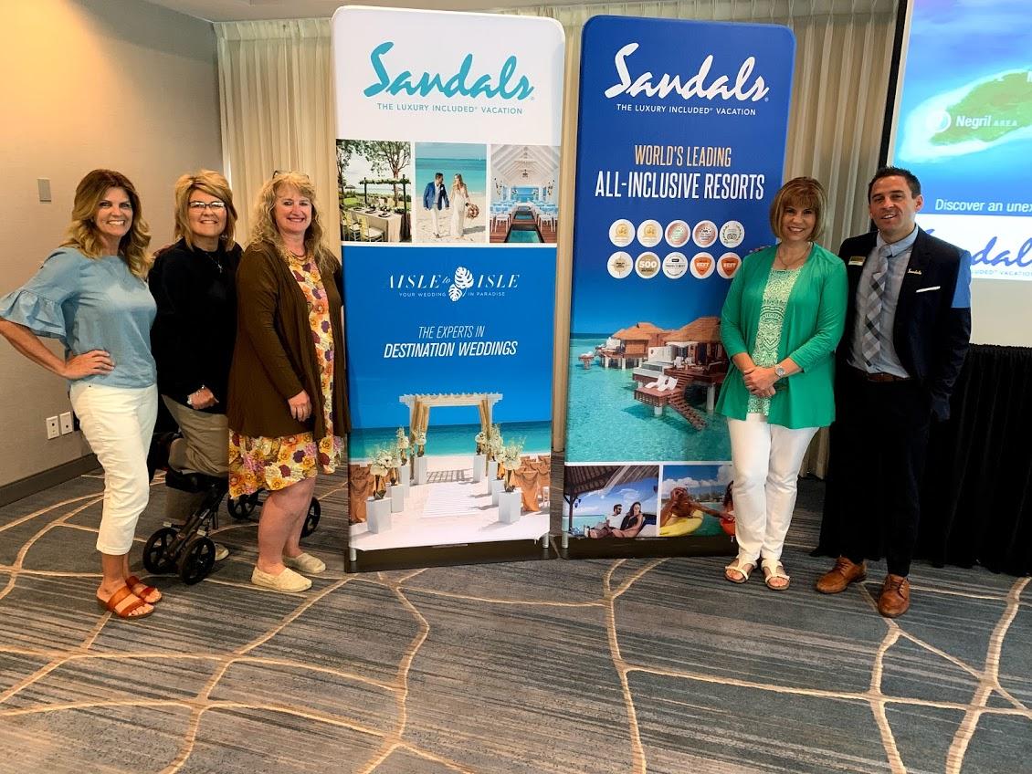 Sandals & Beaches Training